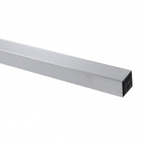 Dreptar aluminiu, pentru constructii, Dupu 14900, 50 x 50 x 1.2 mm, 2 m