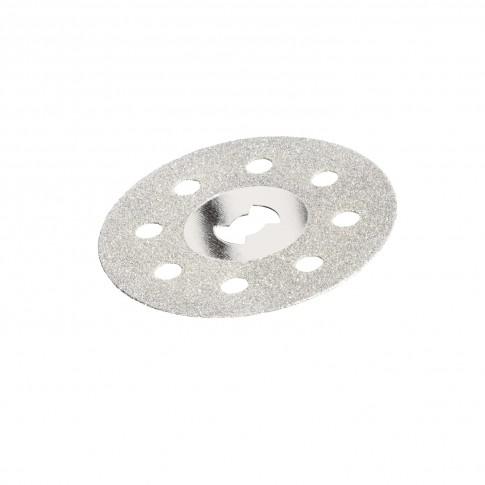 Disc diamantat, continuu, pentru debitare placi ceramice, Dremel EZ SpeedClic, 38 mm, 2615S545JB