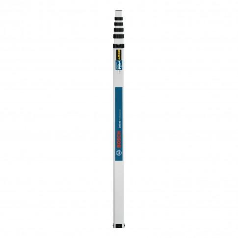 Mira pentru nivela optica, din aluminiu, Bosch Professional GR 500, 0601094300