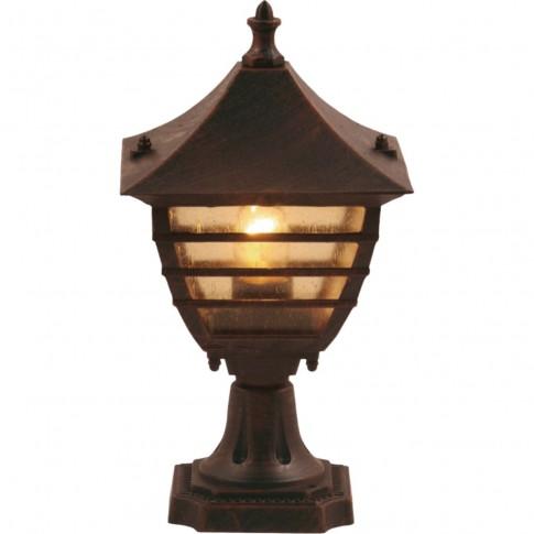 Stalp de iluminat ornamental Dallas 2 KL 5484, 1 x E27, 34 cm