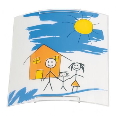 Aplica Home KL 5913, 1 x E27, multicolora