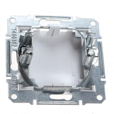 Obturator Schneider Electric Sedna SDN5600121, alb, pentru priza / intrerupator