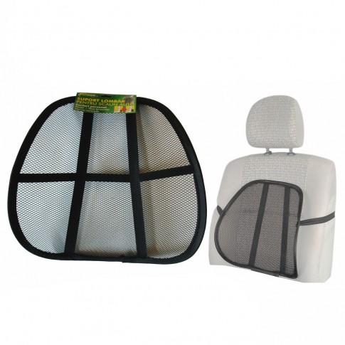 Suport lombar cu plasa pentru scaunul auto