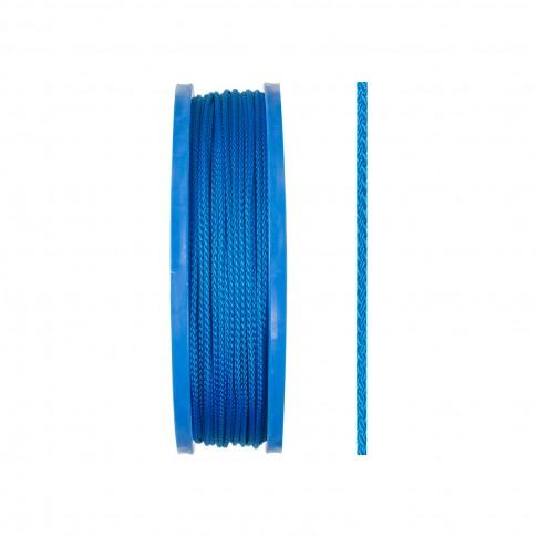 Sfoara polipropilena, albastra, 4 mm