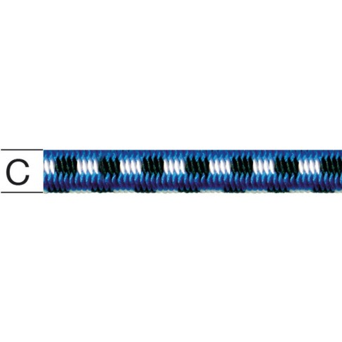 Cablu elastic, din cauciuc, 10 mm