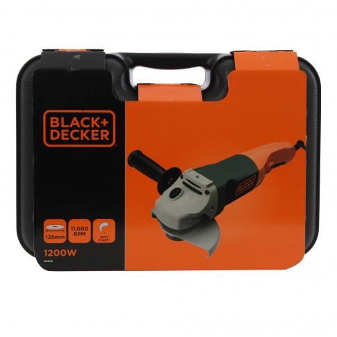 Polizor unghiular Black&Decker KG1202, 1200 W