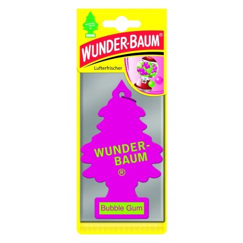 Odorizant auto, bradut, Wunder - Baum, Guma, 7.6 x 0.3 x 19 cm