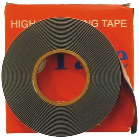 Banda izolatoare cauciuc 01-670 neagra 9 m x 0.76 mm x 19 mm
