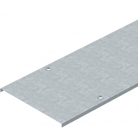 Capac cu zavor jgheab FS 6052509, otel, 500 mm