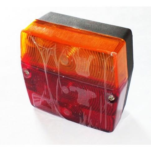 Stop Aspock fara luminare numar, pentru remorca auto LPA 150 U/B si LPA 206 U/B