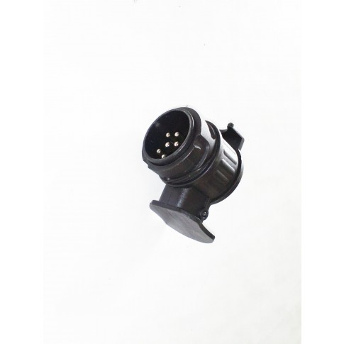Adaptor 13 - 7 poli, pentru remorca auto LPA 150 U/B si LPA 206 U/B