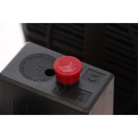 Compresor aer cu piston, cu ulei, Black&Decker 205/50, 1.5 Kw, 2 CP, 50 litri