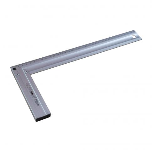 Echer din aluminiu, pentru tamplarie, Lumytools LT18365, 350 mm