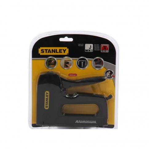 Capsator manual, Stanley LD 6-TR150L, pentru capse A si cuie J, cu antiblocare