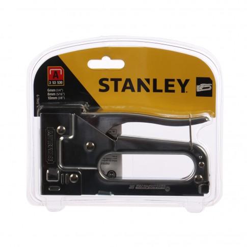 Capsator manual, Stanley 6-TR45,  pentru capse tip A, 6 - 10 mm