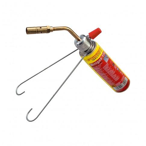 Miniset arzator gaz + butelie + regulator, Rothenberger 35503