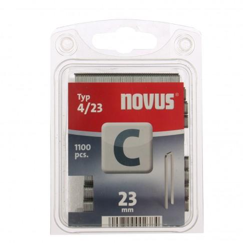 Cleme inguste, Novus C 4, 23 mm, set 1100 bucati