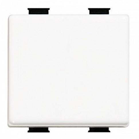 Intrerupator simplu Bticino Matix SAM5001M2E, incastrat, modular - 2, alb