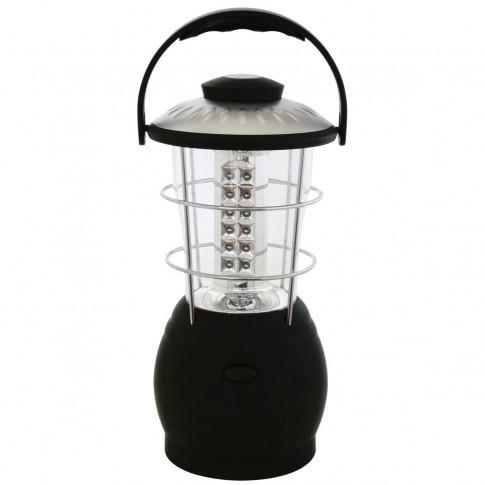 Lanterna LED Home CL 36L, cu acumulator 3 x AA si dinam, 1.8W, 60 lm, 2 moduri de iluminare