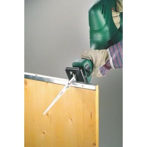 Panza fierastrau sabie, pentru lemn / metal, Bosch Heavy for Wood, S 1111 DF, 2609256712, set 2 bucati