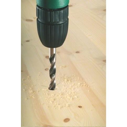 Burghiu pentru lemn, Bosch 2609255201, 4 x 45 x 75 mm