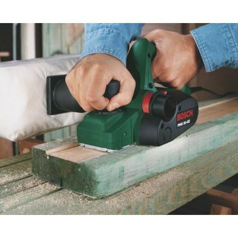 Cutit pentru rindea, Bosch  2609256648, set 2 bucati