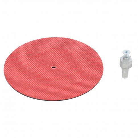 Suport pentru hartii abrazive, Bosch 2609256280, 125 mm