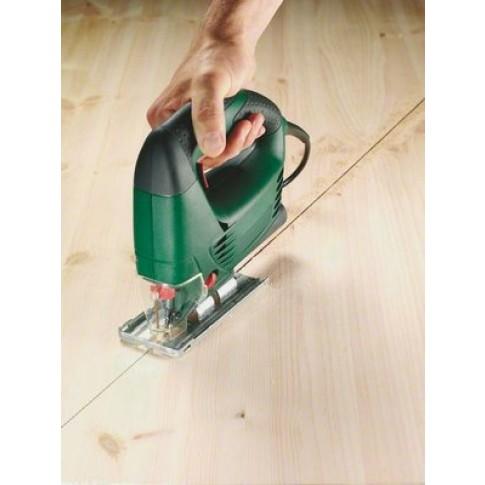 Panza fierastrau vertical, pentru lemn, Bosch Speed for Wood, T 144 D, 2609256718, set 2 bucati
