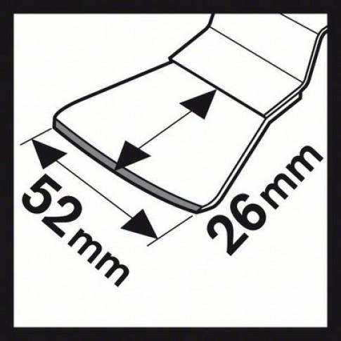 Razuitor flexibil, Bosch PMF 190, 2609256955