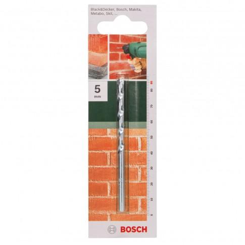 Burghiu pentru zidarie, Bosch 2609255422, 5 x 50 x 85 mm