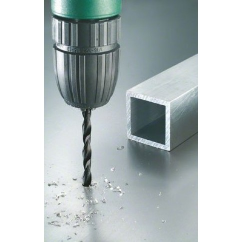 Burghiu pentru metal, tip HSS-R, Bosch 2609255013, 6 x 57 x 93 mm