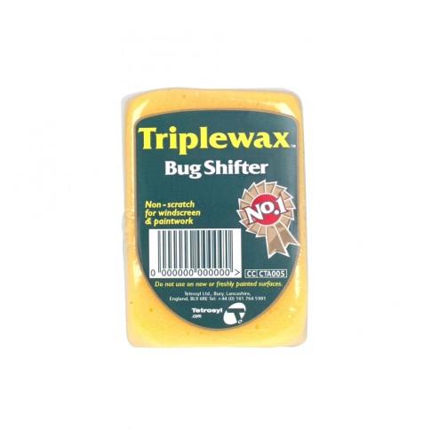 Burete curatat insecte Triplewax
