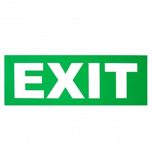 Pictograma Aestetica 8W Exit