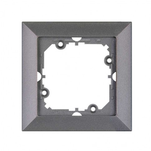 Rama Perla RA-1P AN, 1 post, antracit metalizat