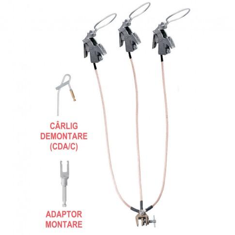 Scurtcircuitor MSP-CAA-AS-3X50/13-O/P