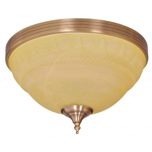 Plafoniera Alexia KL 7158, 3 x E27, bronz + crem