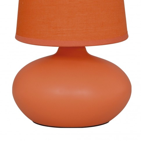 Veioza Oscar KL 0511, 1 x E14, orange