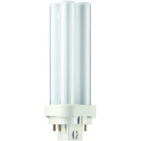 Bec economic G24q-1 Philips Master PL-C 4P 13W lumina neutra