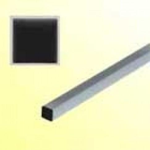 Dreptar aluminiu, pentru constructii, 50 x 50 x 1.2 mm, 2 m