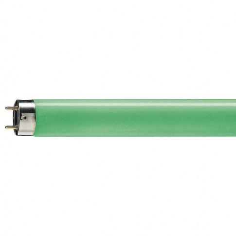 Neon 36W Philips Master TL-D Color G13 lumina verde 1199 mm