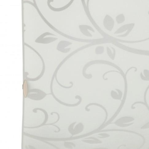 Plafoniera Tamara KL 6042, 3 x E27, 40 x 40 cm, alba