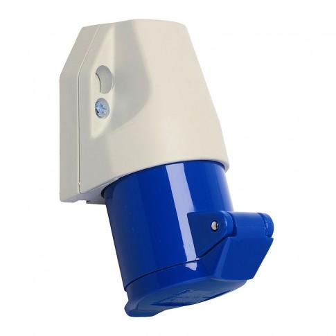 Priza industriala aparenta Walther 110306, 16A 3P 230V IP44