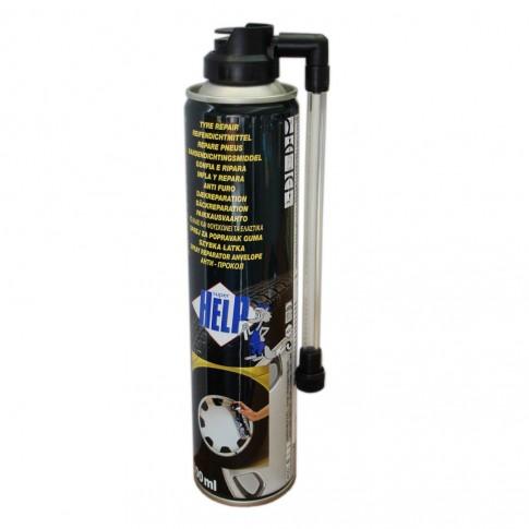 Spray pentru reparat si umflat anvelope Super Help, 300 ml