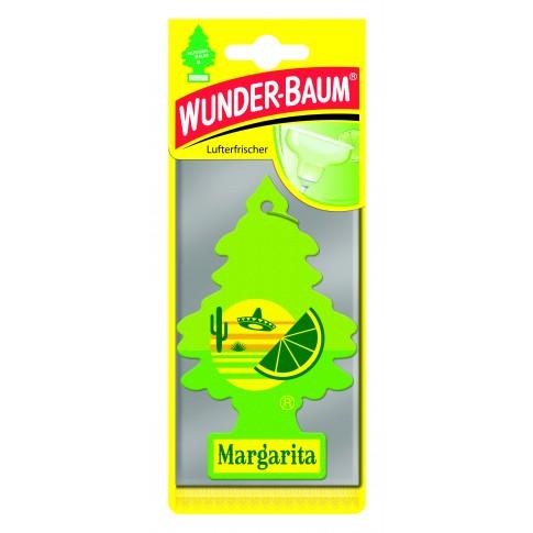 Odorizant auto, bradut, Wunder - Baum, Margarita, 7.6 x 0.3 x 19 cm