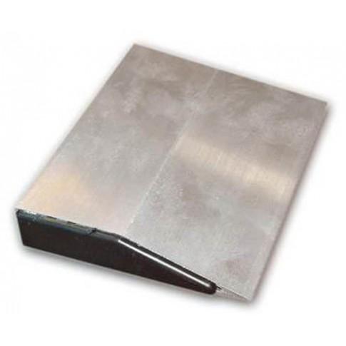 Dreptar aluminiu, pentru constructii, tip trapez, Dupu 14940, 2 m