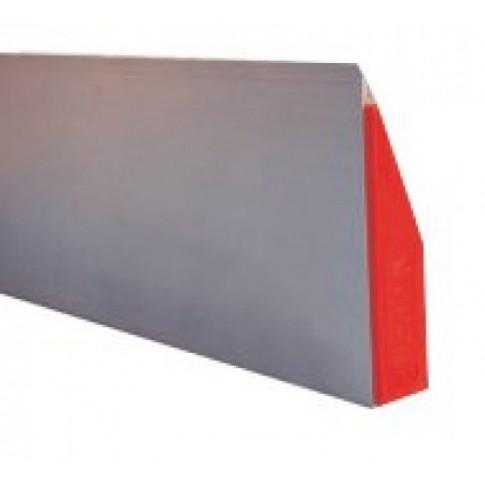 Dreptar aluminiu, pentru constructii, tip trapez, Dupu 14945, 2.5 m