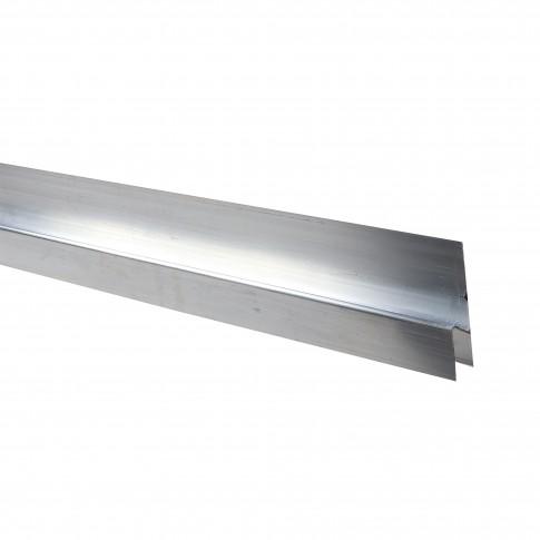 Dreptar aluminiu, pentru constructii, tip H, Dupu 14950, 2 m