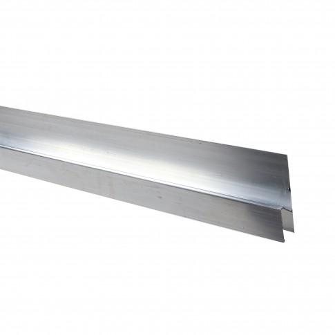 Dreptar aluminiu, pentru constructii, tip H, Dupu 14955, 2.5 m