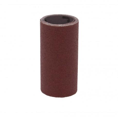 Rola panza abraziva pentru lemn, metale, constructii, Klingspor KL 375 J, granulatie 100, rola 1 m x 100 mm