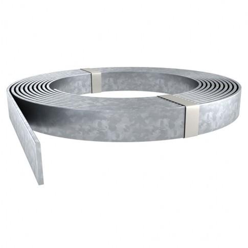 Platbanda 5052 DIN 40 x 4 mm, 40 m, 5019355, otel zincat